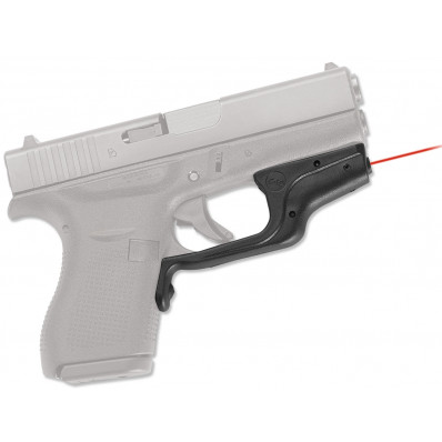Crimson Trace Laserguard with Red Laser for Glock 42 & 43