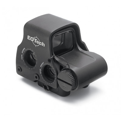 EOTech EXPS3 Holographic Weapon Sight - Night Vision Compatible- -2 68 MOA Ring w/ (2) 1 MOA Dots - Matte