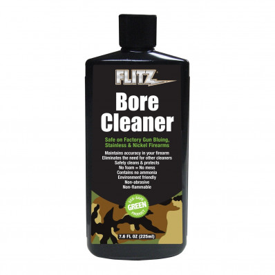 Flitz Gun Bore Cleaner 7.6oz Bottle