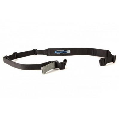 Blue Force Gear Vickers Padded 2-Point Sling with Acetal Hardware, Black