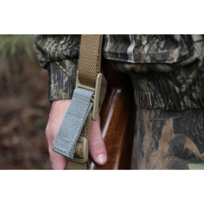 Blue Force Gear Vickers Padded 2-Point Sling with Acetal Hardware, Coyote Brown