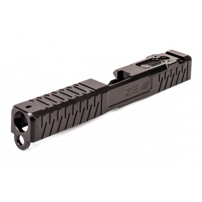 ZEV Technologies Z17 Enhanced SOCOM DPP Slide Kit for 3rd Gen Glocks - Black