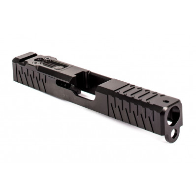 ZEV Technologies Z19 Enhanced SOCOM DPP Slide Kit for 1st-3rd Gen Glocks - Black