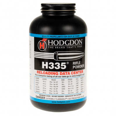 Hodgdon H335 Spherical Rifle Powder 1 lbs