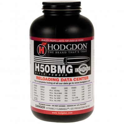 Hodgdon Extreme H50BMG Rifle Powder 8 lbs