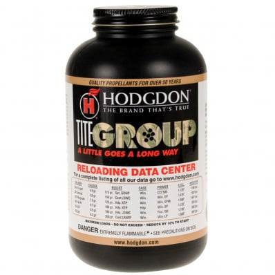 Hodgdon TITEGROUP Spherical Shotshell & Handgun Powder 1 lbs