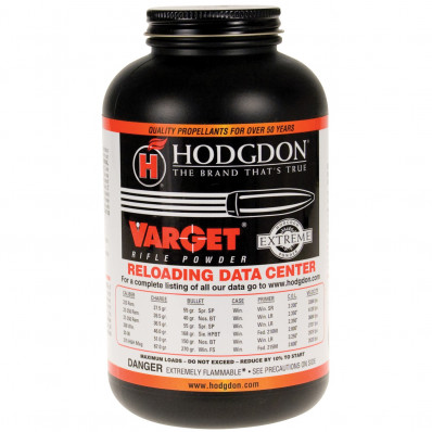Hodgdon Extreme Varget Rifle Powder 1 lbs