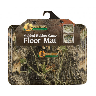 Hatchie Bottom Rear Floor Mats New Mossy Oak Break Up