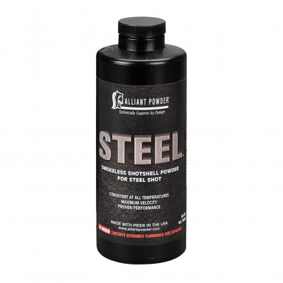 Alliant Steel Shotshell Powder 1 lbs