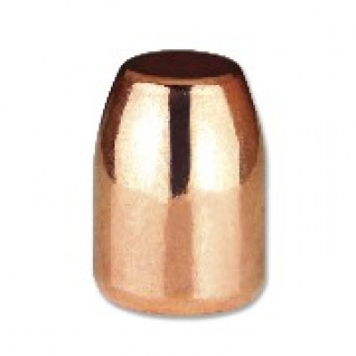 """Berry's Preferred Plated Pistol Bullets .45 cal .452"""" 200 gr FP 500/ct"""