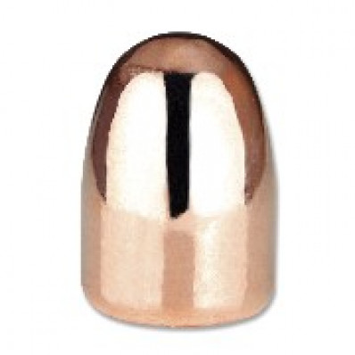 "Berry's Preferred Plated Pistol Bullets .45 cal .452"" 230 gr RN 500/ct"