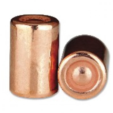 """Berry's Preferred Plated Pistol Bullets .38/357 cal .357"""" 148 gr DEWC 1000/ct"""