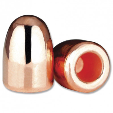 "Berry's Preferred Plated Pistol Bullets .40 S&W/10mm .401"" 155 gr HBRN 250/ct"