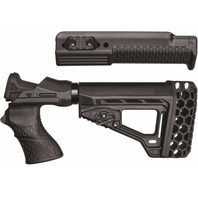 Blackhawk! Knoxx SpecOps Gen III Stock with Recoil Suppression Technology for Remington 870