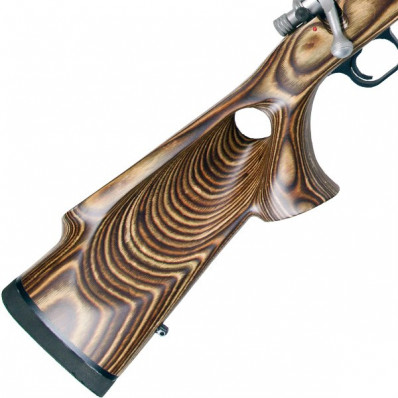 Knight Mountaineer Thumbhole Muzzleloader .50 cal - Nutmeg