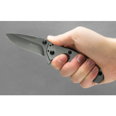 Kershaw Cryo II Knife - Matte Grey