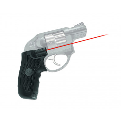 Crimson Trace Lasergrip for Ruger LCR/LCRX Red