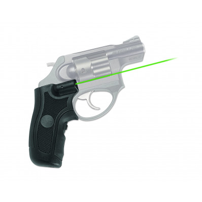 Crimson Trace Lasergrip for Ruger LCR/LCRX Green