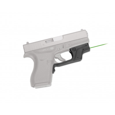 Crimson Trace Laserguard with Green Laser for Glock 42 & 43