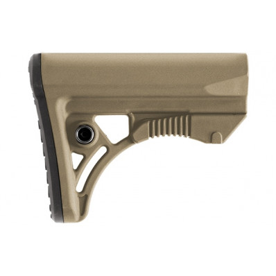 Leapers UTG PRO Model 4 Ops Ready S3 Mil-spec Stock Only - Flat Dark Earth