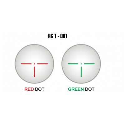 Leapers UTG 6 Inch ITA CQB Red/Green T-dot Sight with Offset QD Mount