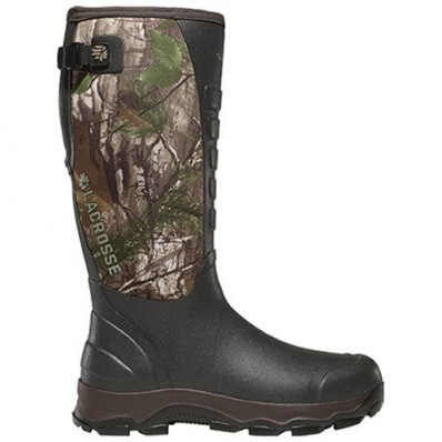 "LaCrosse 4xAlpha 16"" Boots - Realtree Xtra Green 3.5mm"