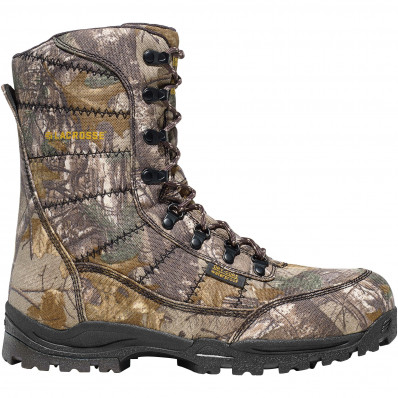 """LaCrosse Silencer 8"""" Hunting Boots - Realtree Xtra 1000G"""