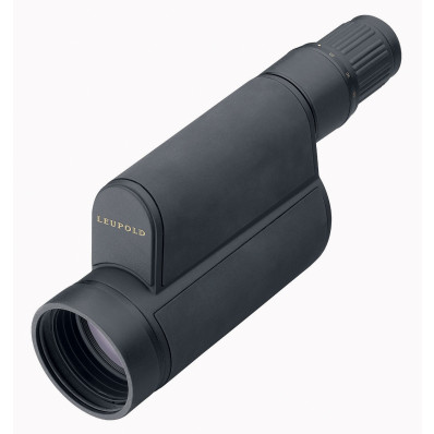 Leupold Mark 4 Spotting Scope - 12-40x60mm Inverted H-36 Reticle Black