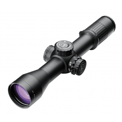 Leupold Mark 6 Rifle Scope - 3-18x44mm 34mm M5C2 Front Focal Tremor 3 Reticle Matte