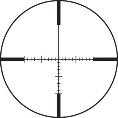 Tri-MOA Reticle