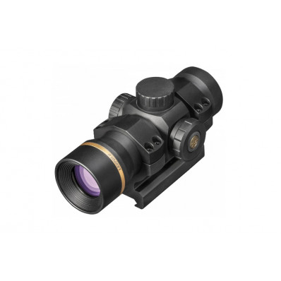 Leupold Freedom - RDS Rifle Scope - 1x34 (34mm) Red Dot 1.0 MOA Dot w/Mount