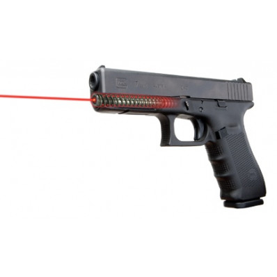 LaserMax Guide Rod Laser Gen4 for Glock 17 - Red