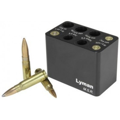 MSR Ammo Checker Block