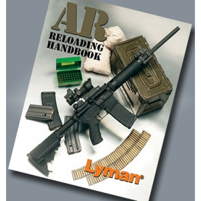Lyman Reloading the AR-Rifle Handbook