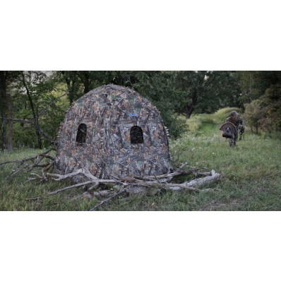 Ameristep Doghouse Blind - Realtree Edge