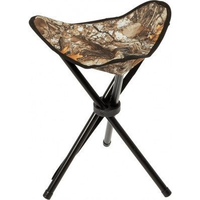 Tripod Stool Realtree Edge with Carry Bag/Strap