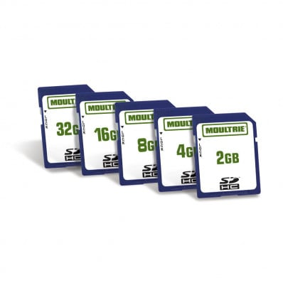 Moultrie SD Card (1pk) - 32GB