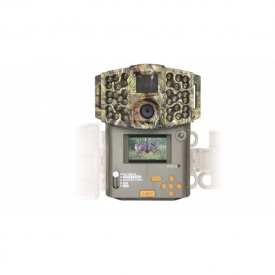 Moultrie M-999i Mini Game Camera Compatible with Moultrie Mobile Field Camera - 20MP, Mossy Oak Country