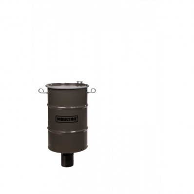 Moultrie 30-Gallon Pro Hunter Metal Hanging Metal Deer Feeder with Quick Lock Adapter
