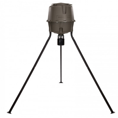 Moultrie Deer Feeder Elite, Adjustable Legs - 30 Gallon