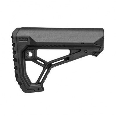 AR15/M4 Buttstock for Mil-Spec and Commercial Tubes