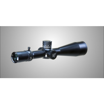Nightforce ATACR Enhanced 5-25x56mm Rifle Scope -  Zerostop .25 MOA MOAR Digillum