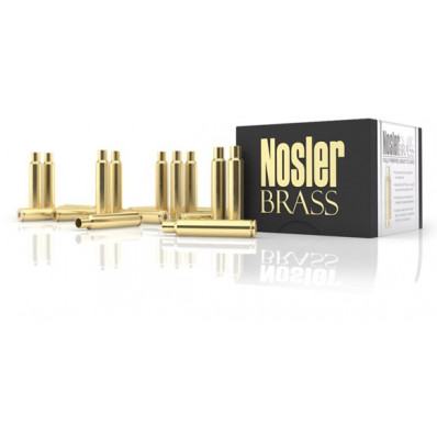 Nosler Unprimed Brass Rifle Cartridge Cases 50/ct 6.5mm Grendel