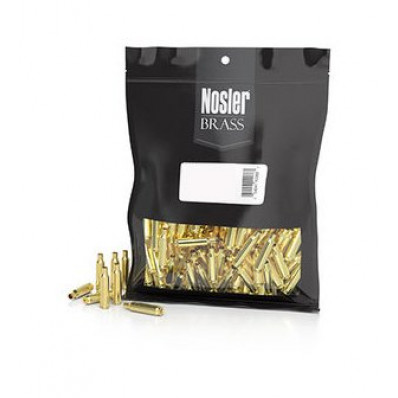 Nosler Unprimed Brass Rifle Cartridge Cases .22 Nosler NOS HS 250/ct (BULK)