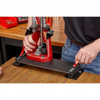 Hornady Quick Detach Universal Mounting Plate System Assembly