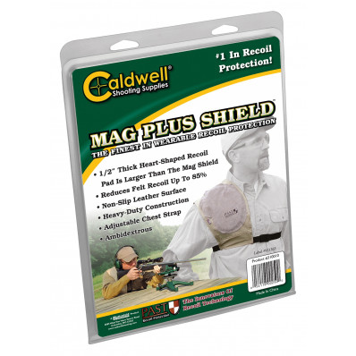 Caldwell PAST Mag Plus Recoil Shield (Ambidextrous)
