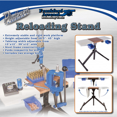 Frankford Arsenal Reloading Stand