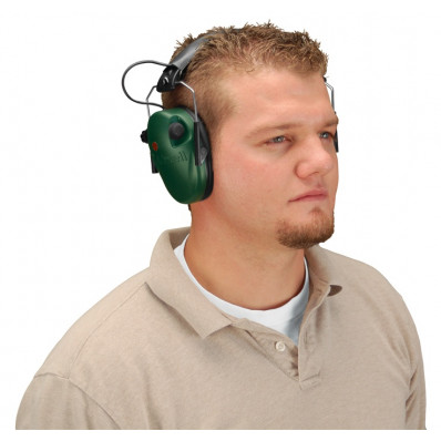 E-Max Electronic Hearing Protection, Standard Profile