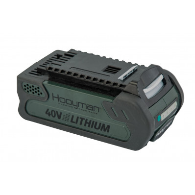 Hooyman Spare 40-Volt High Power Rechargeable 2Ah Lithium-Ion Battery for All Hooyman Saws