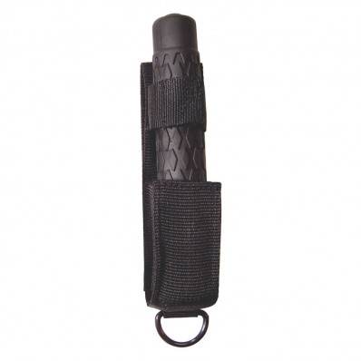 """Personal Security 16"""" Expandable Baton with Textured Rubber Handle"""